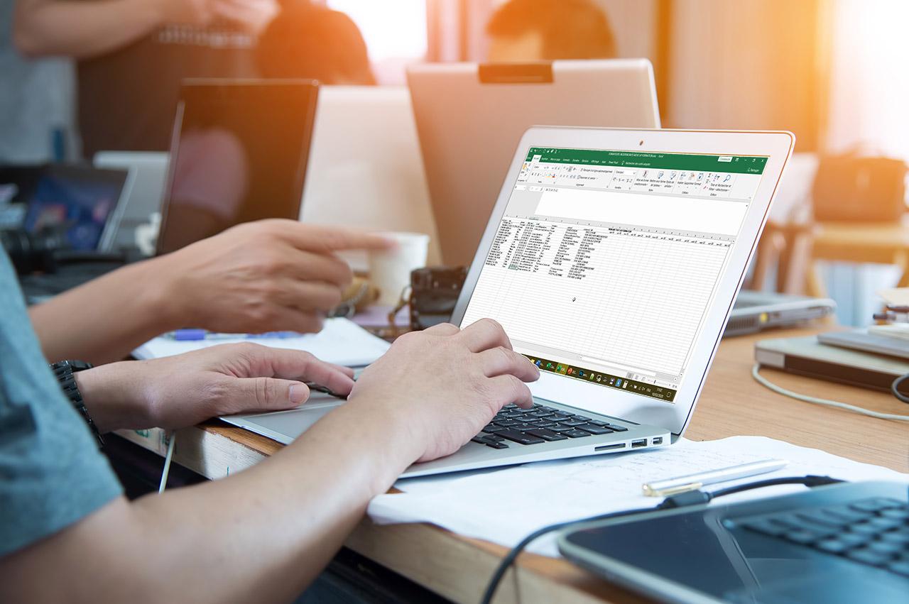Microsoft Excel intermédiaire